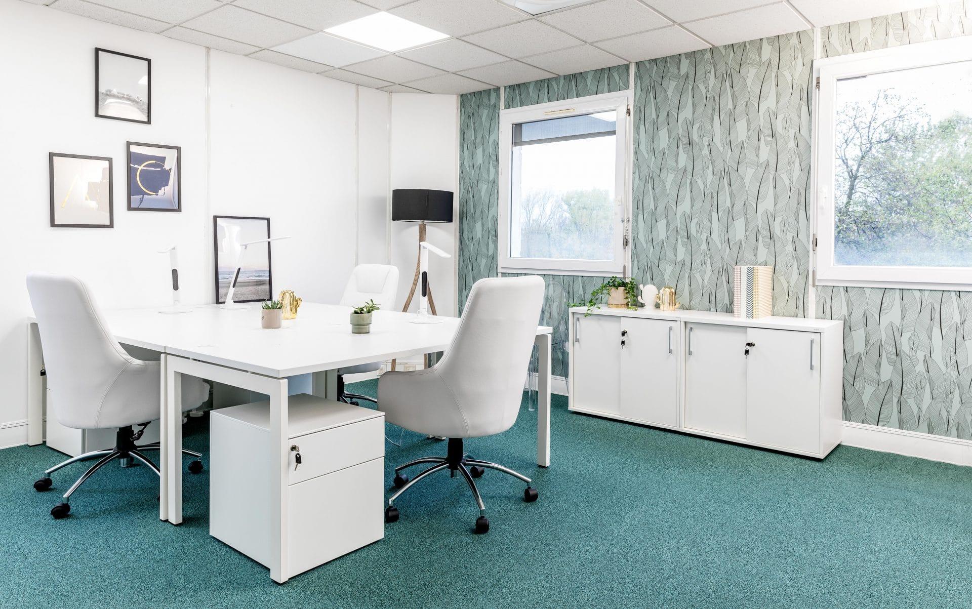 Louez vos bureaux chez Kite work